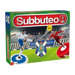 CD Tenerife Subbuteo Playset