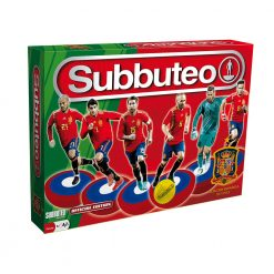 Spain National Football Team Subbuteo Playset