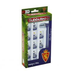 Real Zaragoza Subbuteo Team Box